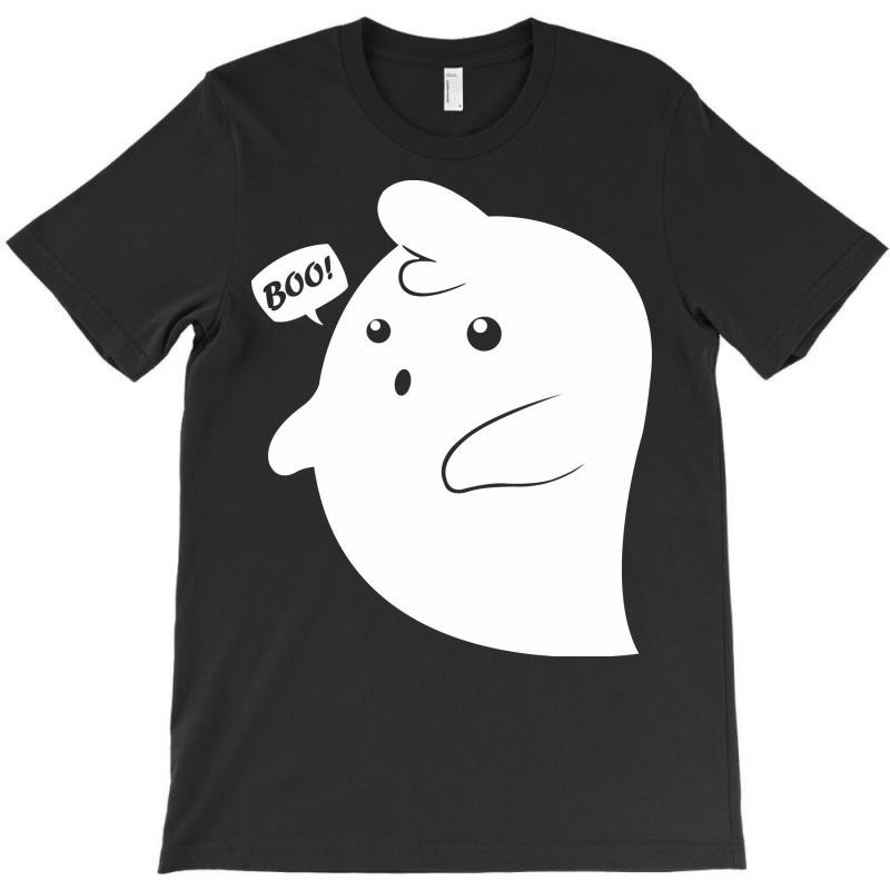 Boo! T-shirt | Artistshot