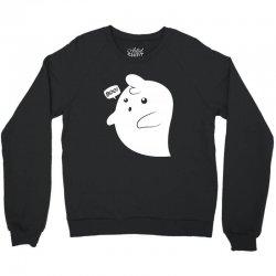 boo! Crewneck Sweatshirt | Artistshot