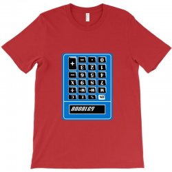 boobies calculator T-Shirt | Artistshot