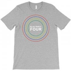 bloc party four indie punk rock kele pin me down T-Shirt | Artistshot