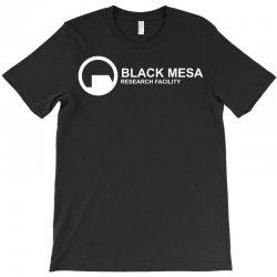 black mesa research facility T-Shirt | Artistshot