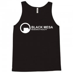 black mesa research facility Tank Top | Artistshot