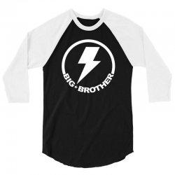 big brother 3/4 Sleeve Shirt   Artistshot