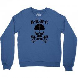brmc skull Crewneck Sweatshirt | Artistshot