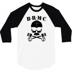 brmc skull 3/4 Sleeve Shirt | Artistshot