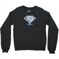 cali diamond the global diamond cartel Crewneck Sweatshirt   Artistshot