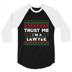 TRUST ME I'M A LAWYER 3/4 Sleeve Shirt | Artistshot