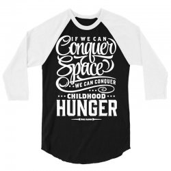conquer the space 3/4 Sleeve Shirt | Artistshot