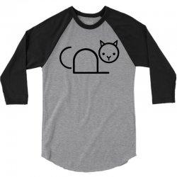 copy cat 3/4 Sleeve Shirt | Artistshot