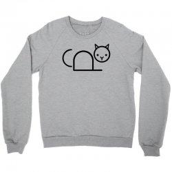 copy cat Crewneck Sweatshirt | Artistshot