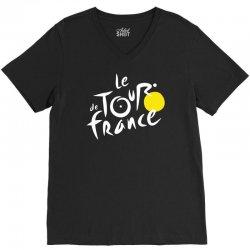 france new V-Neck Tee | Artistshot