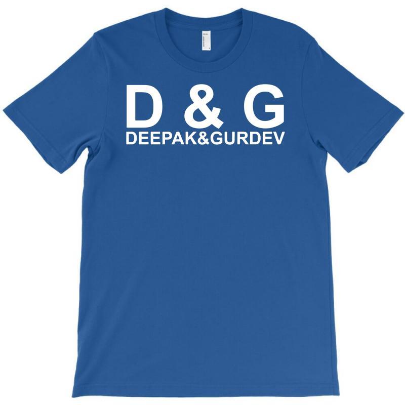 D&g Logo T-shirt | Artistshot