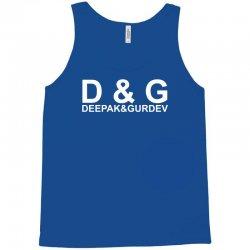 d&g logo Tank Top | Artistshot