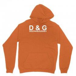 d&g logo Unisex Hoodie | Artistshot