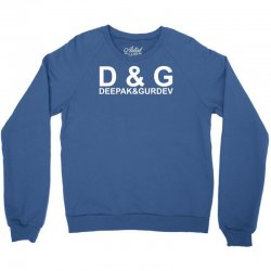 d&g logo Crewneck Sweatshirt | Artistshot