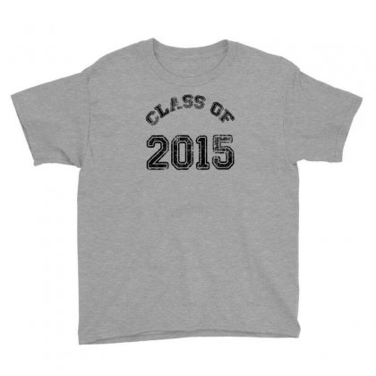 Class Of 2015 Youth Tee Designed By Permatasarisekar