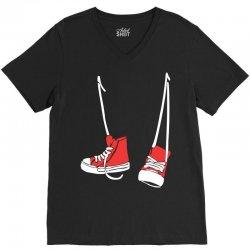 chuck shoes V-Neck Tee | Artistshot