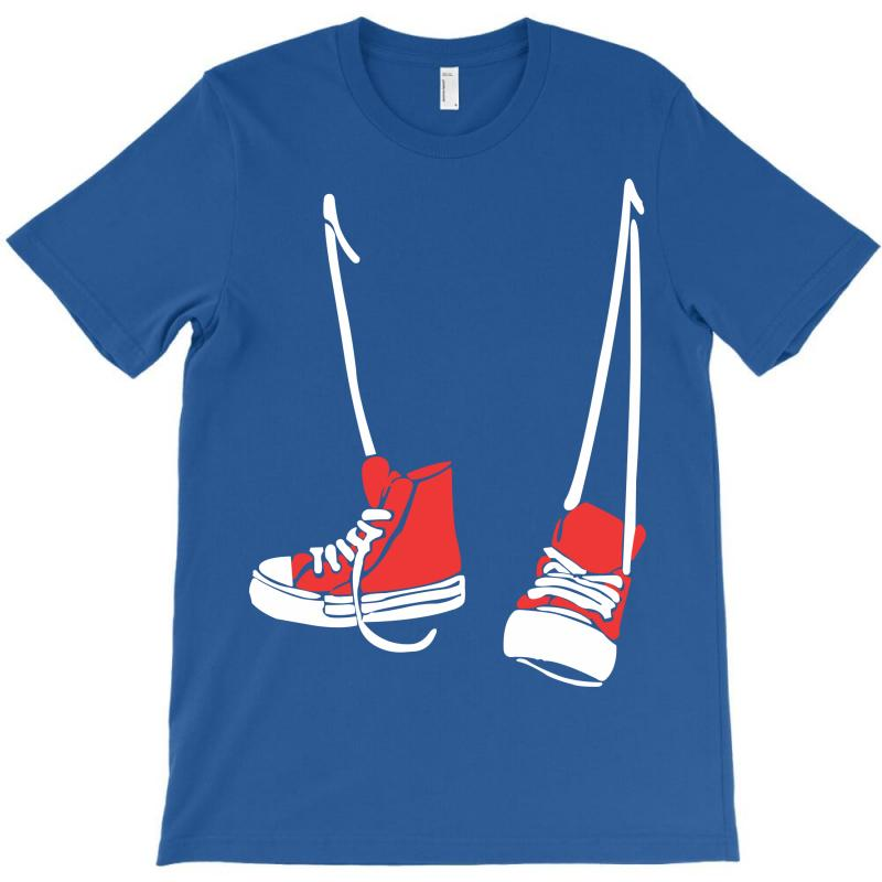 Chuck Shoes T-shirt | Artistshot