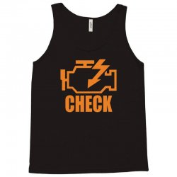 check engine Tank Top | Artistshot