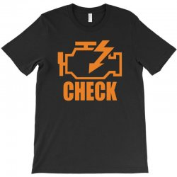 check engine T-Shirt | Artistshot