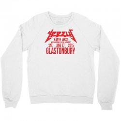 west glastonbury Crewneck Sweatshirt | Artistshot