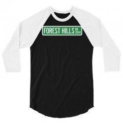 j cole forest hills 3/4 Sleeve Shirt   Artistshot