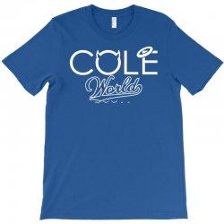 cole world T-Shirt   Artistshot