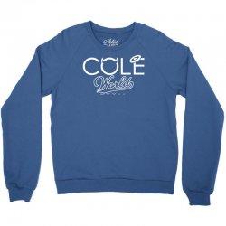 cole world Crewneck Sweatshirt   Artistshot