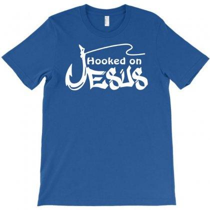 On Jesus T-shirt Designed By Esti Septiani Agustin