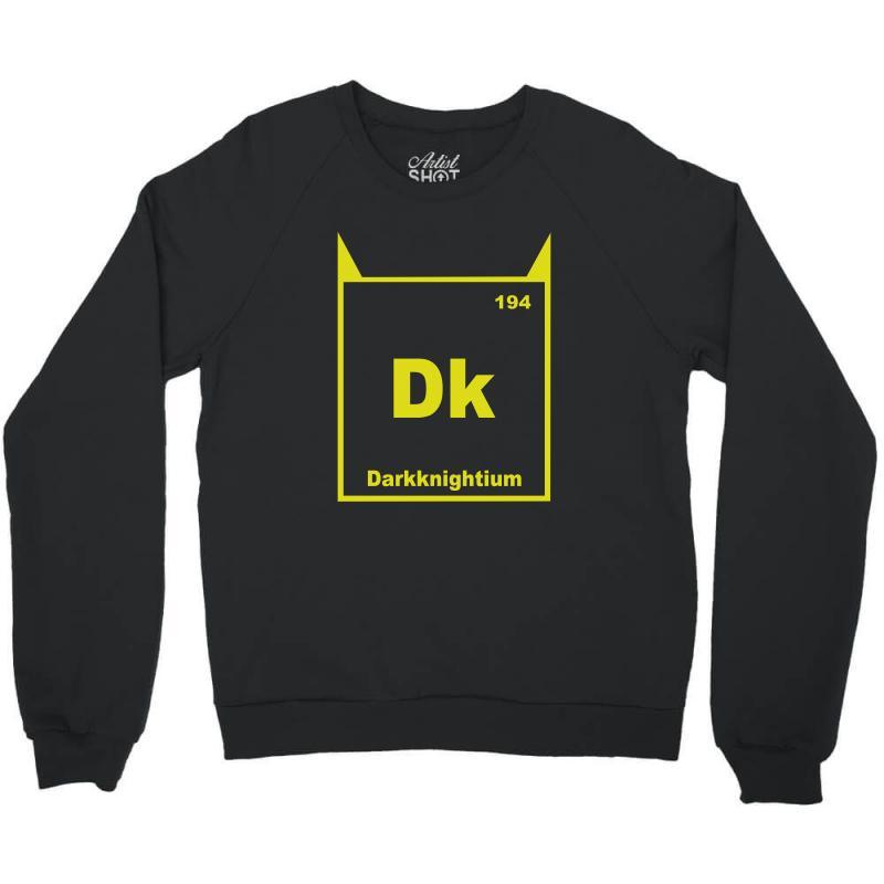 Darkknightium Crewneck Sweatshirt | Artistshot