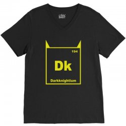 darkknightium V-Neck Tee | Artistshot