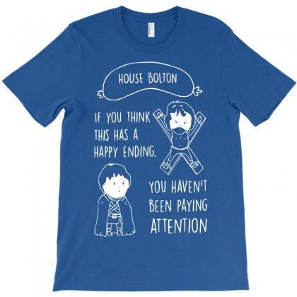 Funny Ramsay Bolton Theon T-shirt Designed By Esti Septiani Agustin