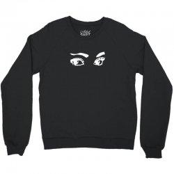 cute and creepy eyes Crewneck Sweatshirt | Artistshot