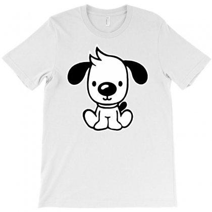 Funny Dog T-shirt Designed By Esti Septiani Agustin