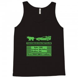 delorean trail Tank Top | Artistshot