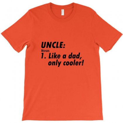Definition Of Uncle T-shirt Designed By Permatasarisekar