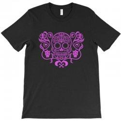 day of the dead sugar skull T-Shirt | Artistshot