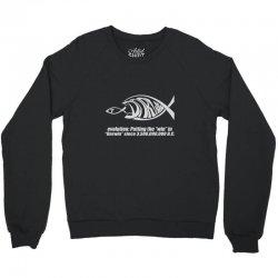 darwin evolution geek Crewneck Sweatshirt | Artistshot