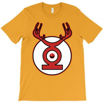 Red Eyes T-shirt Designed By Esti Septiani Agustin