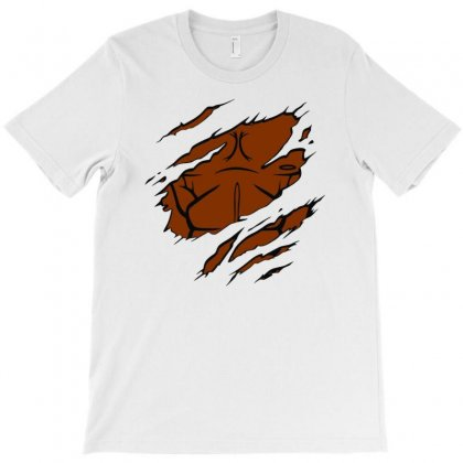 Luke Cage's T-shirt Designed By Esti Septiani Agustin