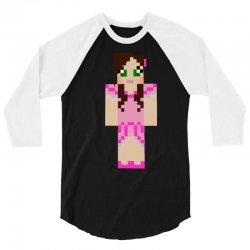 gaming with jen 3/4 Sleeve Shirt   Artistshot