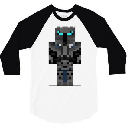 Popularmmos 3/4 Sleeve Shirt Designed By Constan002