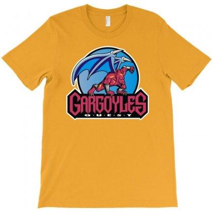 Gargoyle's Quest T-shirt Designed By Esti Septiani Agustin
