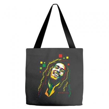 Bob Marley Rasta Way In Tote Bags Designed By Mdk Art