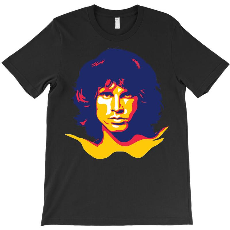 Jim Morrison The Door T-shirt | Artistshot