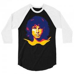 jim morrison the door 3/4 Sleeve Shirt | Artistshot