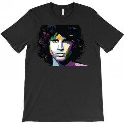 jim morrison T-Shirt | Artistshot