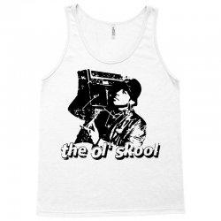 the old school Tank Top | Artistshot