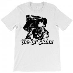 the old school T-Shirt | Artistshot
