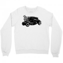 old school hot rod Crewneck Sweatshirt | Artistshot